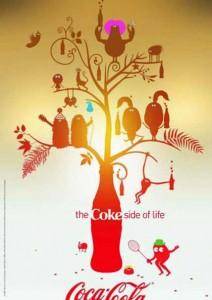 Campagne 2006 pour Coca-Cola