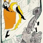 Paula Scher et Toulouse Lautrec