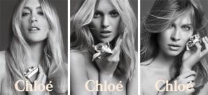 Campagne pour la marque Chloé