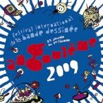 Le festival de la BD d'Angoulême à travers ses affiches!