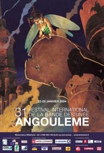 Affiche 2004 de Loisel
