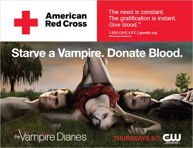 Affiche pour American Red Cross