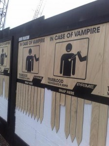 Opé Street Marketing True Blood