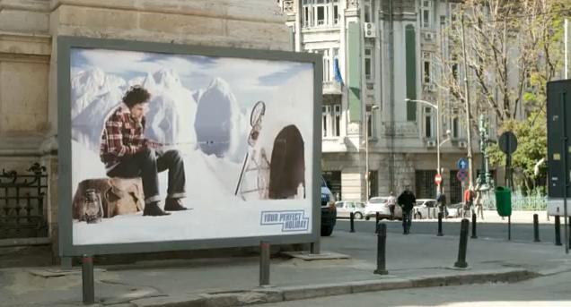 Stop motion publicitaire pour Olympus