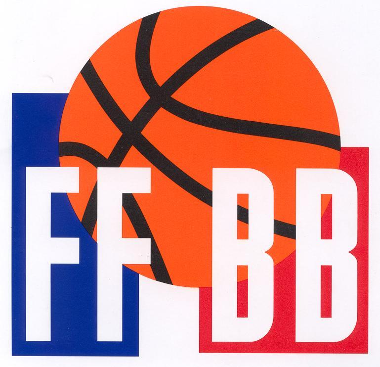 ancien logo de la FFBB datant de 1994