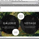 Le site officiel de l'expo Monet, une intéractivité sensationnelle!