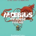 Moebus alias Jean Giraud s'expose à la fondation CARTIER
