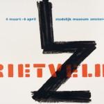 Retrospective du graphiste néerlandais Jan Bons