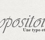 Typositoire : une typo et au lit!