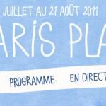 Site web et Appli mobile de Paris plages : un petit rayon de soleil pour nos yeux!