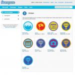 Badges web 2.0 et graphisme