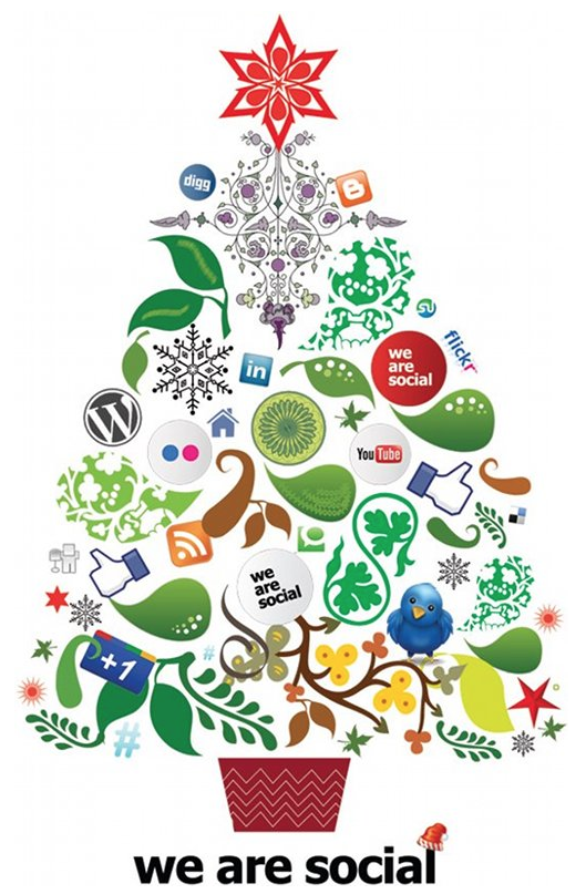 Comment bien r ussir sa carte de voeux tendances et conseils 2012 la veilleuse graphique - Carte de voeux personnalisee photo ...