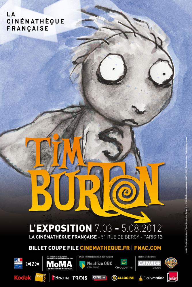 Affiche de l'exposition - © Cinémathèque