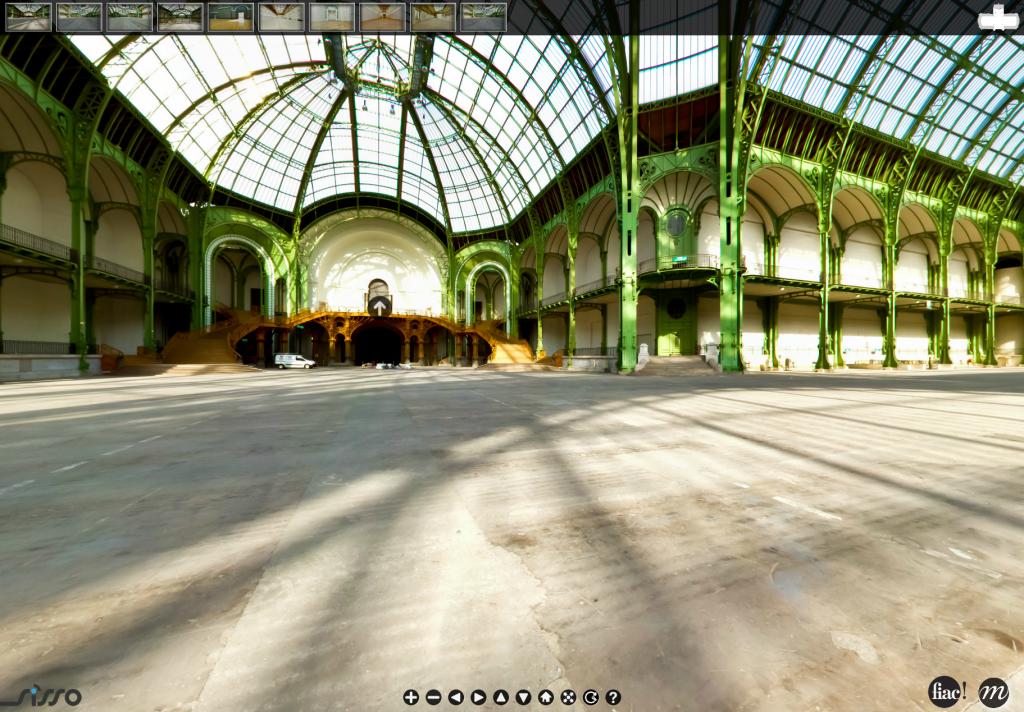 Aperçu de l'interface - © Sisso