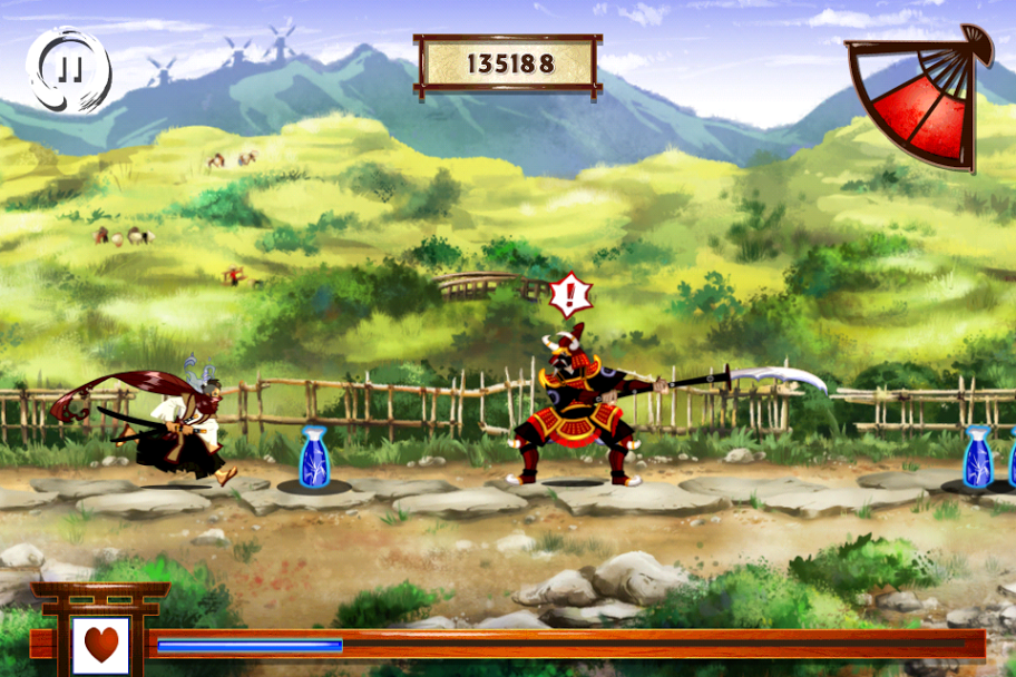 screen shot du jeu Ronin - ©Bulwark Studios