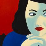 Marjane Satrapi dévoile pour la première fois ses peintures à la galerie Jérôme de Noirmont à Paris !