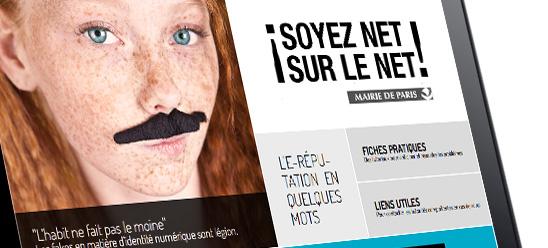"""""""Soyez net sur le Net"""" : un site qui vous permet de tester votre e-réputation !"""