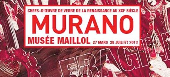 Fragile, chefs-d'oeuvre de verre de Murano : une exposition suprenante du musée Maillol