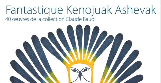 L'art de la gravure inuit par Kenojuak Ashevak