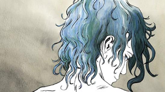 """""""Le bleu est une couleur chaude"""" une BD qui récolte une palme d'or à Cannes avec son adaptation cinéma """"La vie d'Adèle"""""""