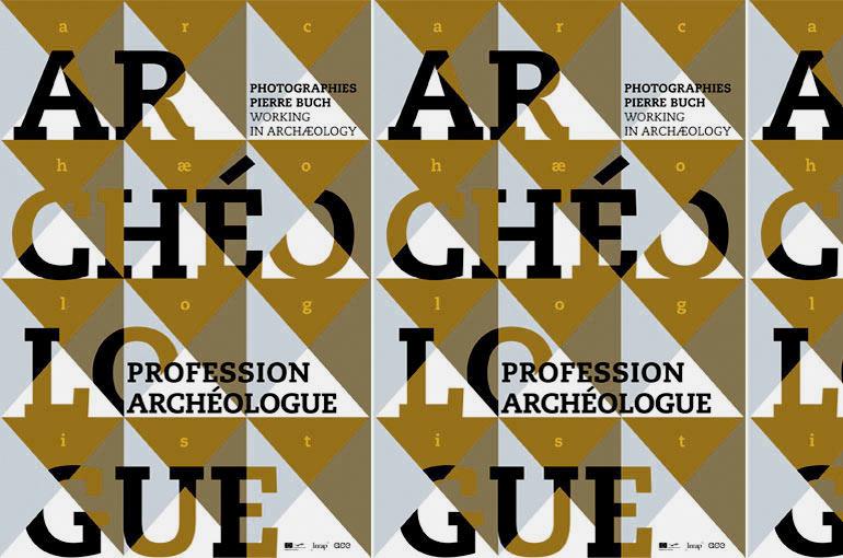 ED Awars d'argent catégorie poster : Profession Archéologue