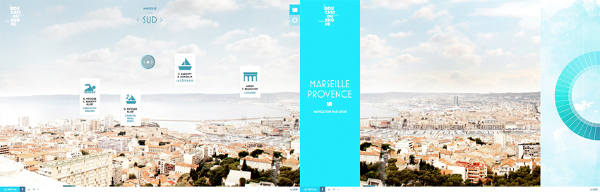 "ED award argent ""site d'informations"" : Snapshot of Provence"