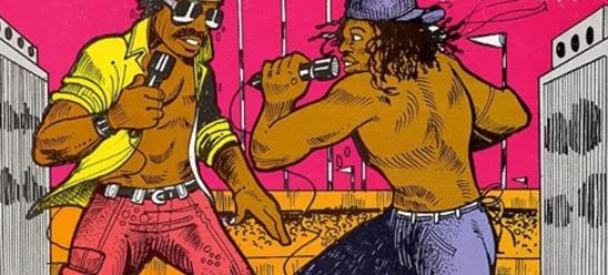 Retrospective de l'illustrateur et cartooniste Wilfred Limonious à la Gaîté Lyrique