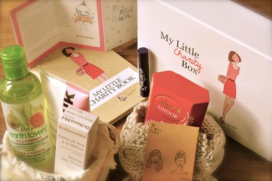 Une little box illustrée par Kanako - photo © Paulette Magazine