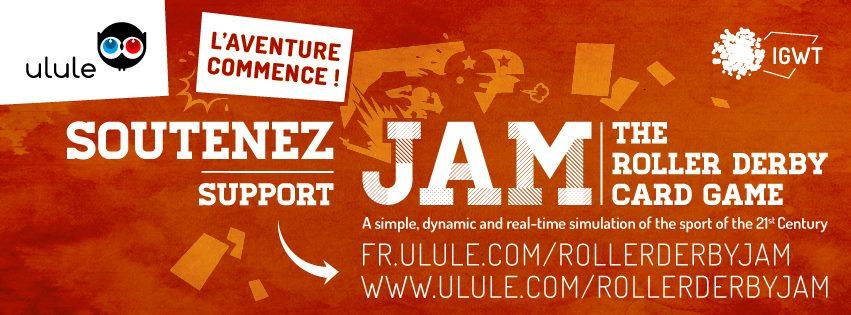 Soutenez le projet JAM
