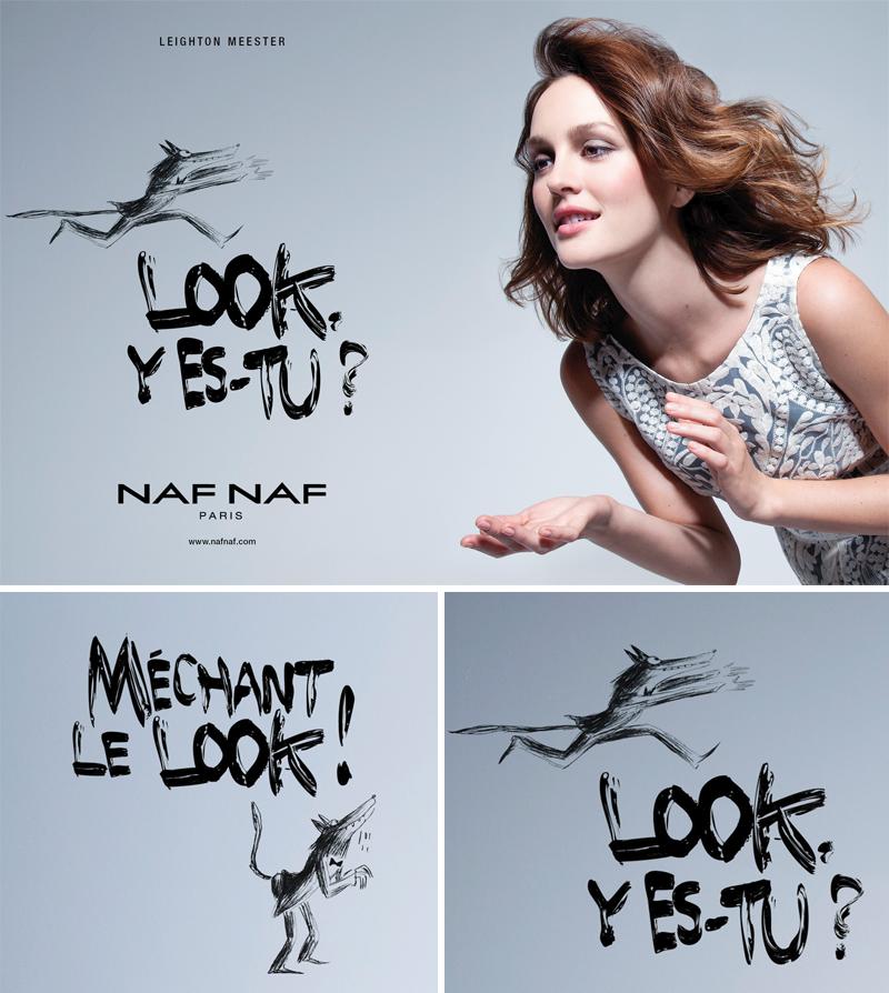 En haut, une des affiches et en dessous, deux zooms sur les détails des dessins créés par Rémi Saillard