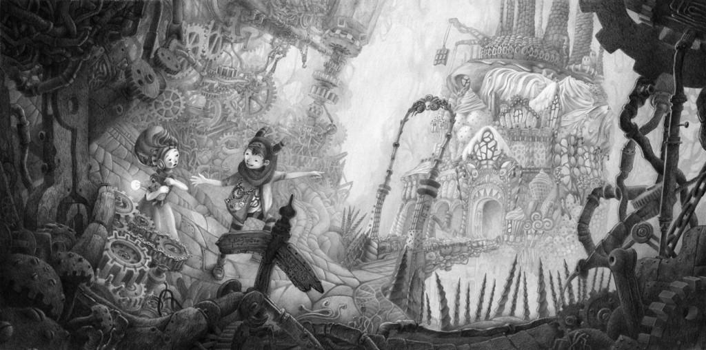 Interprétation du conte Hansel et Gretel par Paul Etchegoyen