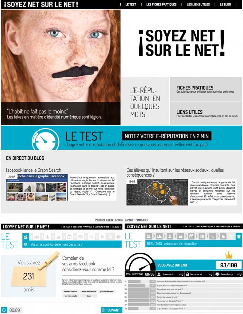 Net sur le Net - Mairie de Paris