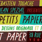 Les JeanSpezial s'exposent à la Galerie Issue - Sergent Paper
