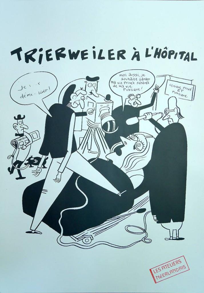 Affiche par Michiel Van De Pol