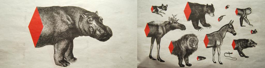 Illustration parue dans Libération créée par Arnaud Jarsaillon, Remy Poncet et Cyrielle Tricot