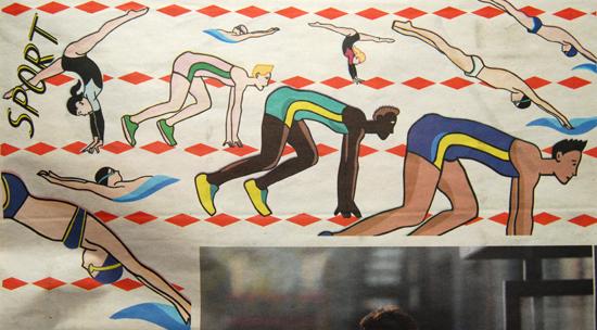 Illustration parue dans Libération créée par Florence Bamberger