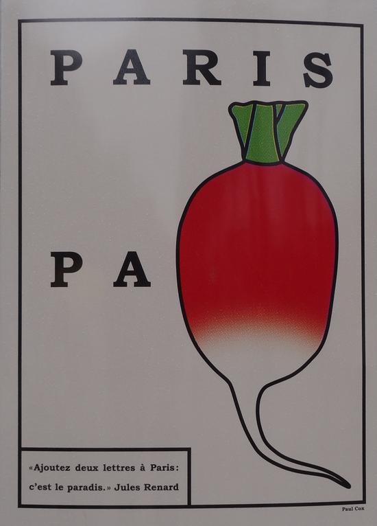 Paul Cox - Un peu de poésie avec cette mise en image-rébus de Jules Renard
