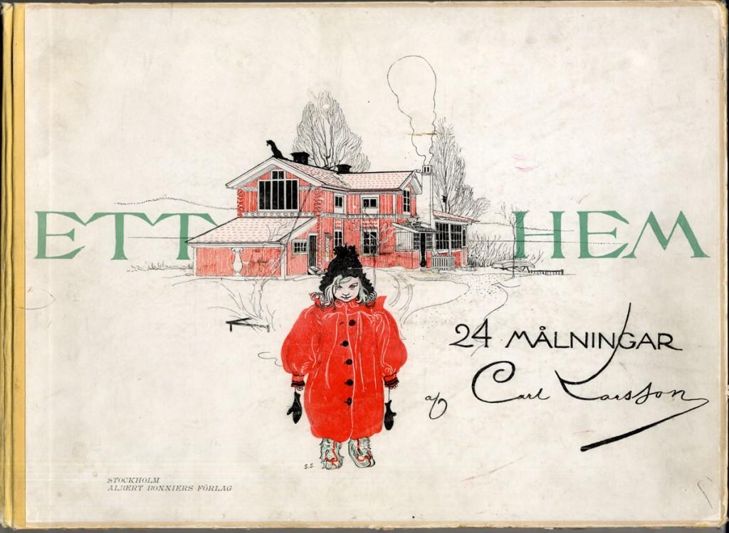 Ett hem, Une maison - 1905 - Carl Larsson