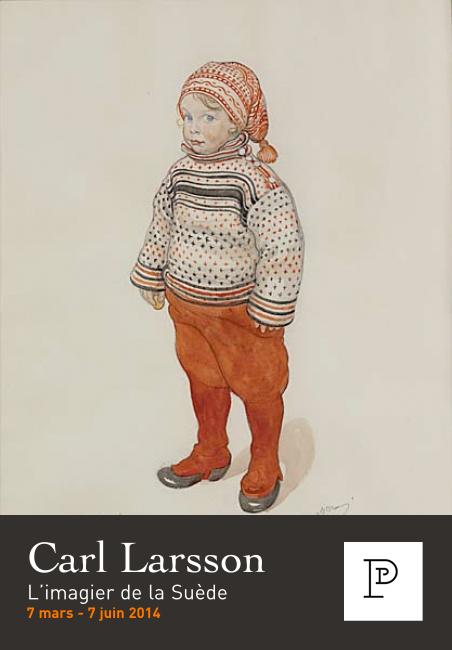 Exposition Carl Larsson au Petit Palais à Paris