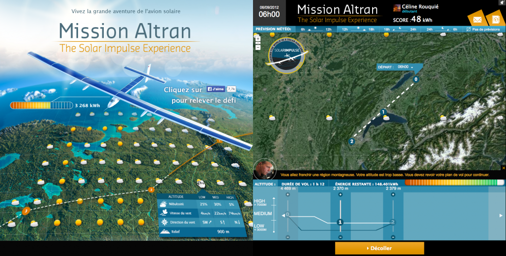 Serious Game Mission Altran