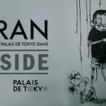 Dran investit l'escalier du palais de Tokyo dans l'expo Inside