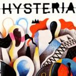 L'expo Hysteria de l'artiste Niark1 chez Sergent Paper