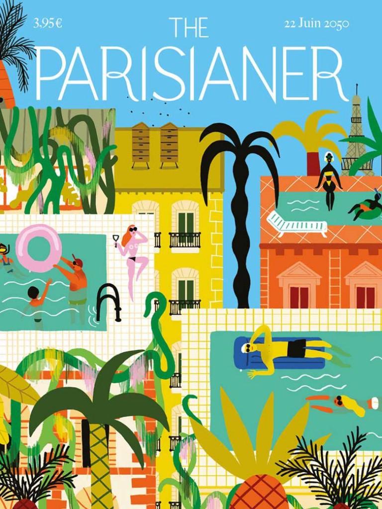 © Amélie Falière pour Utopies 2015 - The Parisianer
