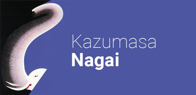 Kazumasa Nagai : plus de 65 ans de carrière dans le graphisme