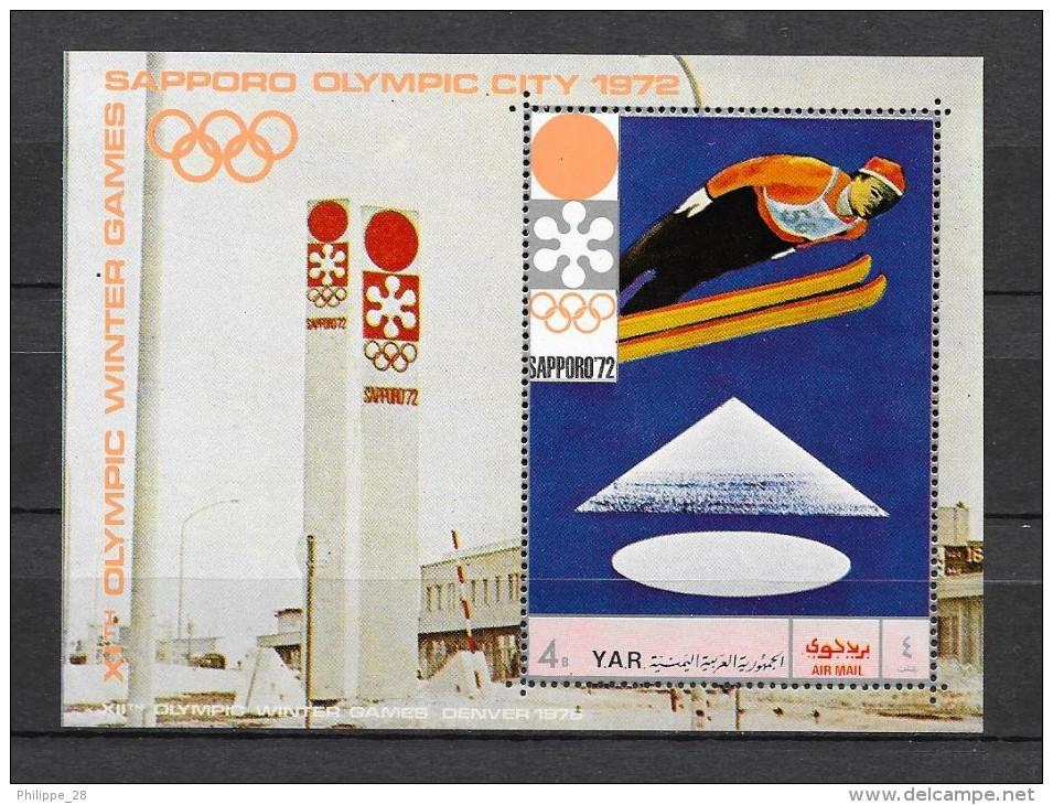 Logo des JO d'Hiver de Sapporo en 1972 par