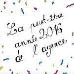 Sélection créative de cartes de voeux 2016