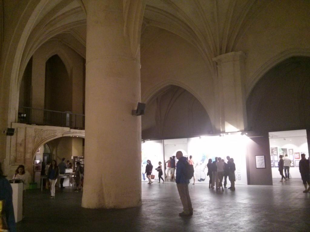 """Exposition """"Regards croisés"""" à l'espace St Remi (Bordeaux) dans le cadre du festival BD Regard 9"""