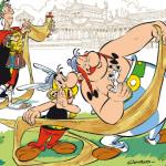 "Couverture de la BD Asterix ""Le papyrus de Cesar"" - © Didier Conrad"