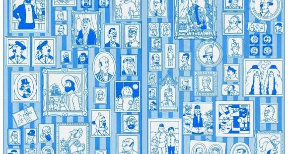 Hergé : une carrière dans la BD mais aussi dans la pub