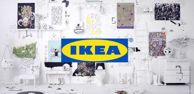 Les affiches en édition limitée de l'Art Event d'Ikea 2017